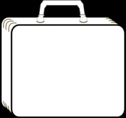 Templates  clipart suitcase