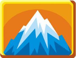 Peak clipart kilimanjaro