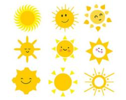 Haven clipart sunshine