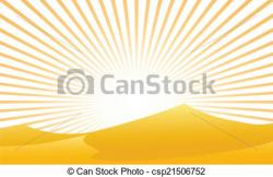 Sunbeam clipart vector