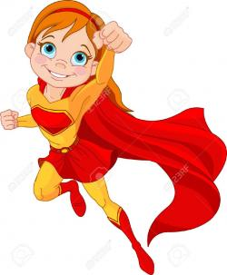 Supergirl clipart supe woman