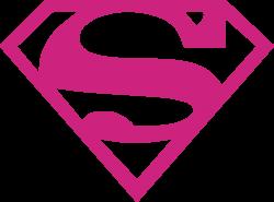 Supergirl clipart logo