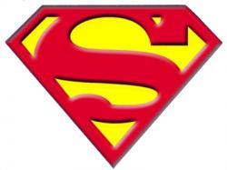 Supergirl clipart symbol