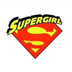 Supergirl clipart printable