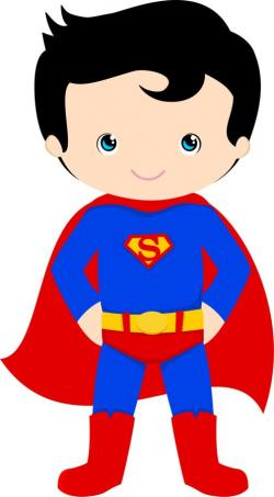 Superman clipart captain america
