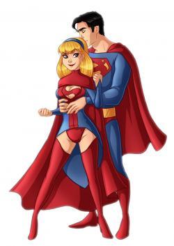 Super Girl clipart superman