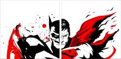 Superman clipart batman vs superman