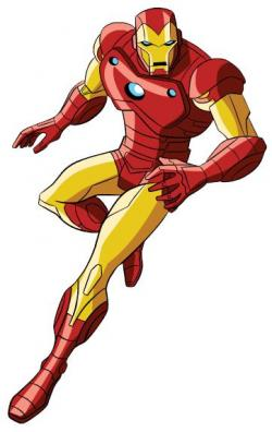 Comics clipart marvel hero