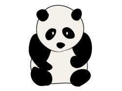 Superman clipart panda