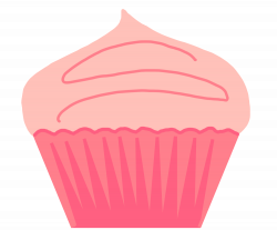 Icing clipart light pink