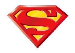Superman clipart superman logo
