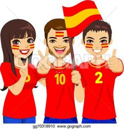 Supporters clipart champion team
