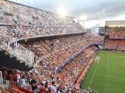 Audience clipart soccer stadium