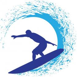 Surfing clipart surf shack