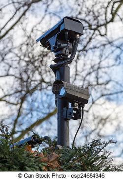Surveillance clipart story plot