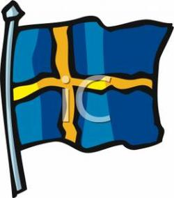 Sweden clipart country flag