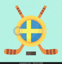 Sweden clipart worry