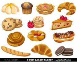 Cereal clipart bakery
