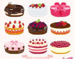 Sweets clipart baked goody