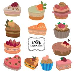 Dessert clipart sweet treat