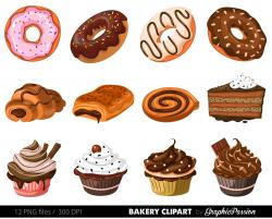Brownie clipart bakery product