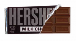 Candy Bar clipart hershey's