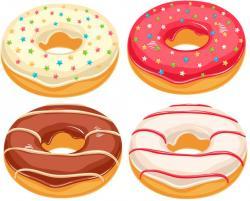 Dougnut clipart unhealthy snack