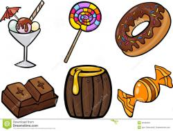 Sweets clipart food taste