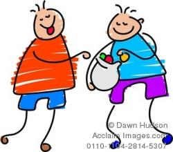 Sweets clipart kids eat