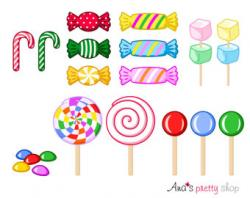 Marshmellow clipart colourful