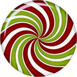 Sweets clipart peppermint candy