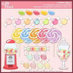 Smarties clipart mini