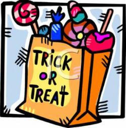 Candy Bar clipart trick or treat candy