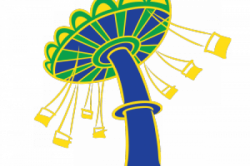 Swing clipart carnival