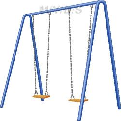 Swing clipart empty
