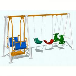 Swing clipart play equipment