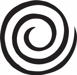 Spiral clipart simple