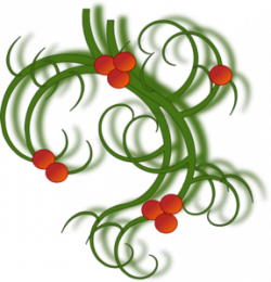 Holley clipart vine