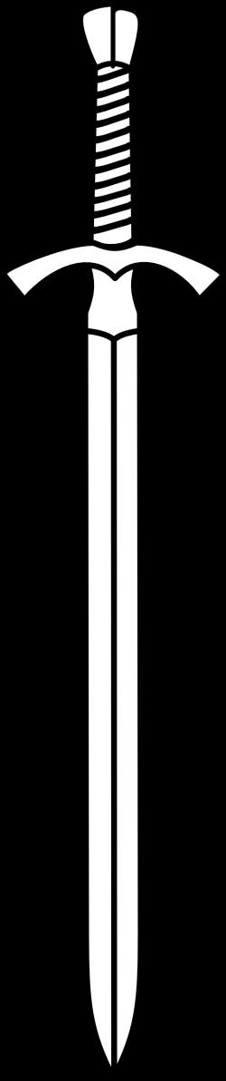 Sword clipart