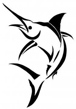 Sailfish clipart marlin