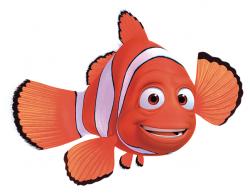 Clownfish clipart finding nemo