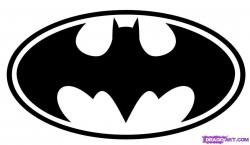 Joker clipart symbol batman