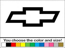 Chevrolet clipart bow tie