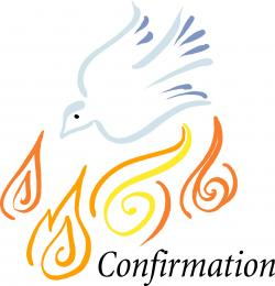 Tranquility clipart catholic confirmation