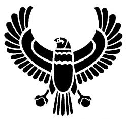 Eagle clipart egypt