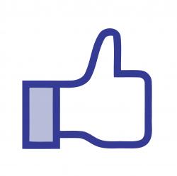 Check clipart facebook