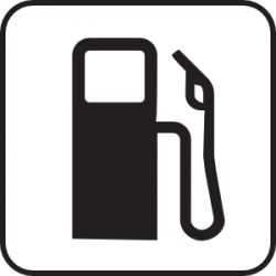 Symbol clipart gas station