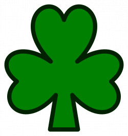Symbol clipart irish