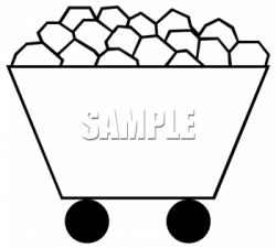 Caol clipart black and white