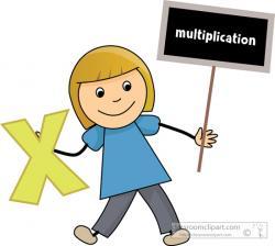 Muskox clipart multiplication